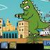Juega a ser un monstruo que destruye ciudades