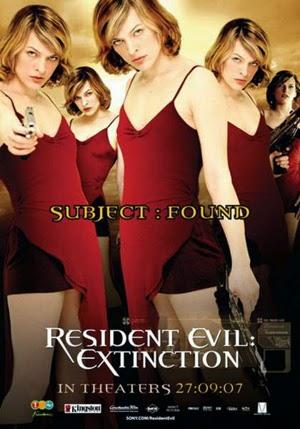 Resident Evil 3 Extinction