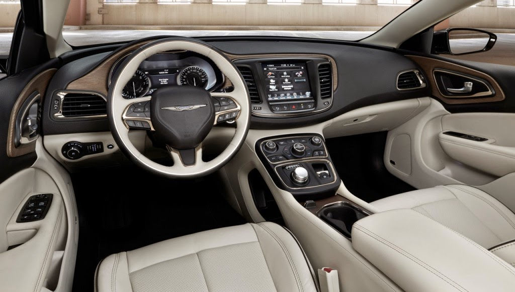 2015 dodge durango interior