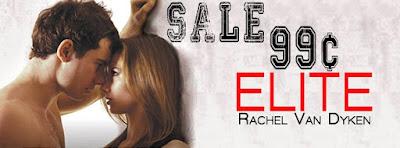#ONSALE Elite by Rachel Van Dyke
