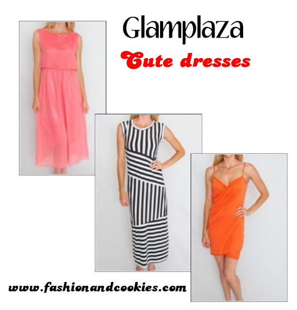 Glamplaza.com cute dresses on fashion and cookies