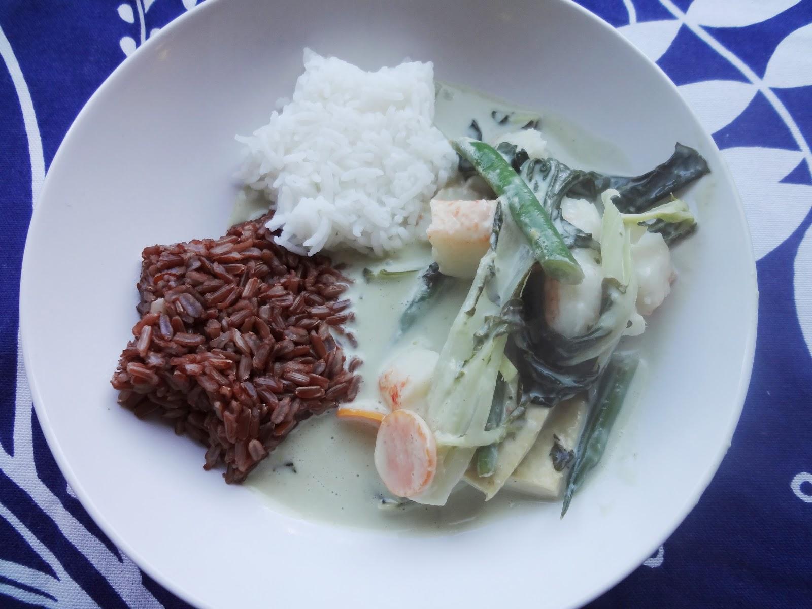 Green, Broke & Living in Kits: Rice!