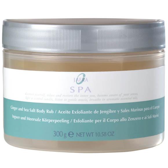 Produk Kosmetik Jafra Ginger And Sea Salt Body Rub