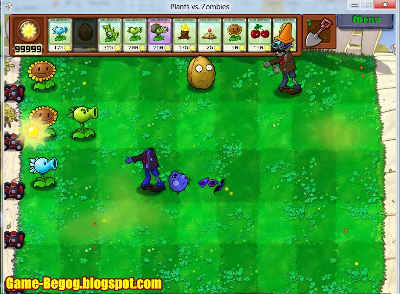 Cheat Plant vs Zombie Terlengkap Terbaru 2014 - Game PC Ringan Gratis ...