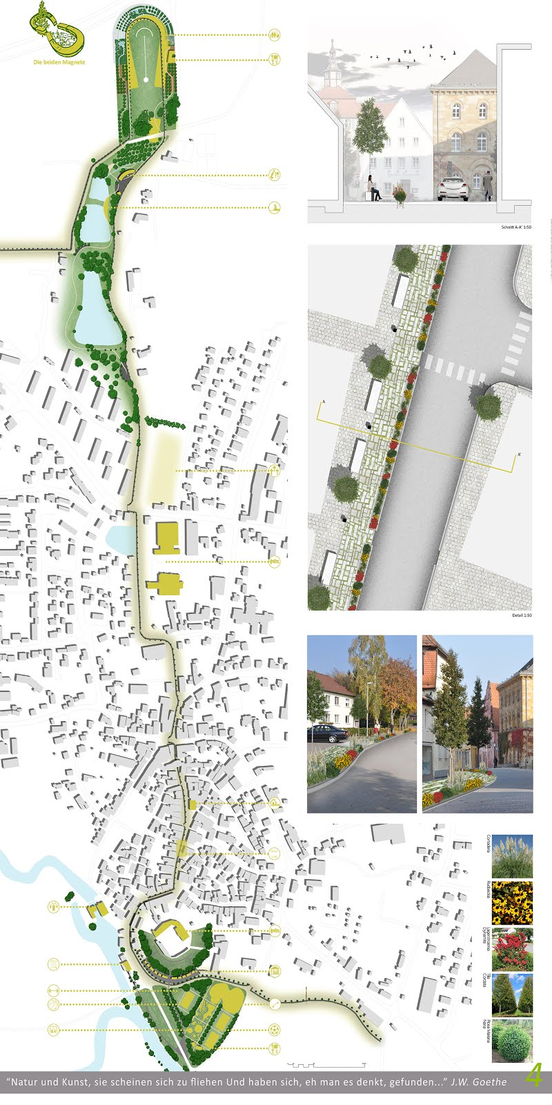 Proyecto Urbano en Alemania