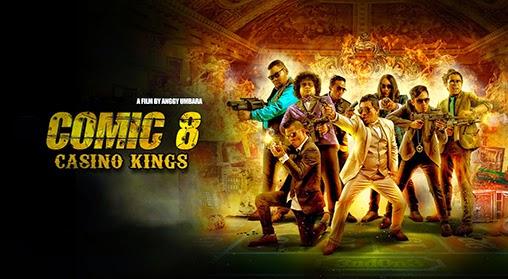 Agen Capsa Susun -Comic 8: Casino Kings 2015 yang akan rilis dan tayang di Bioskop Indonesia mulai Juli 2015. Bagi sobat para pecinta Film Indonesia Terbaru.