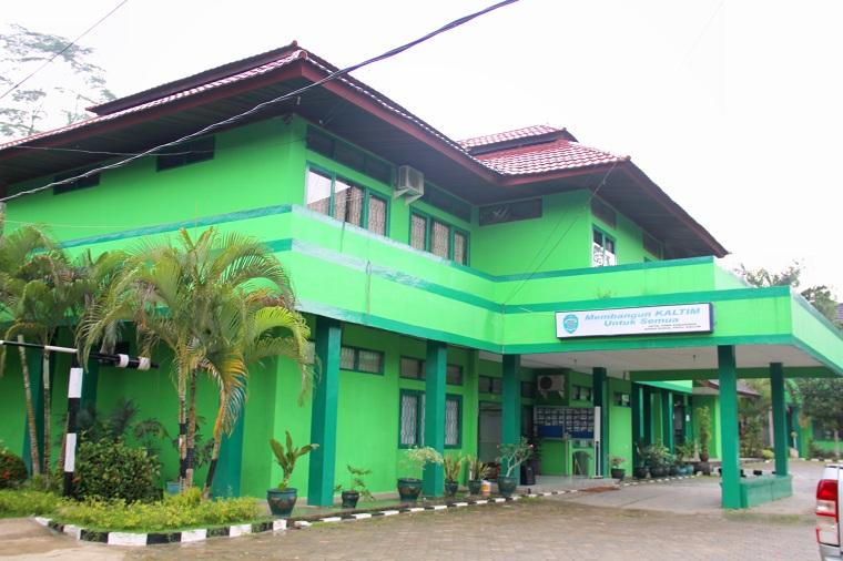Kantor Utama UPTD. PSBR Samarinda