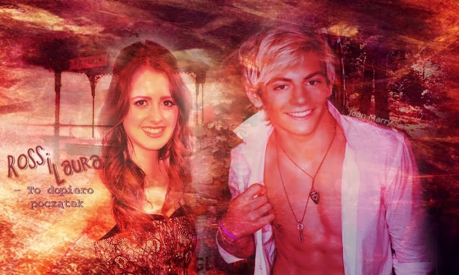 Ross i Laura - To dopiero początek