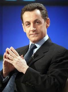Nicolas Sarkozy-President of the Republic of France to-23