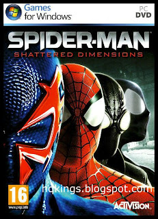 Spider-Man:Shattered Dimensions Repack