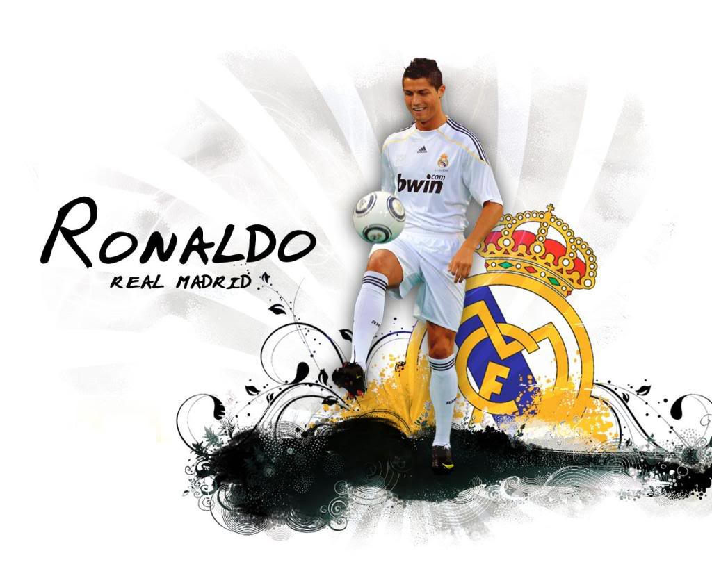 Cristiano Ronaldo Real Madrid HD Wallpapers 2012 2013