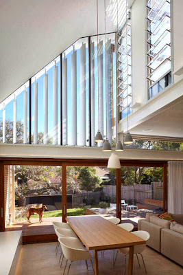 modern passive energy interior