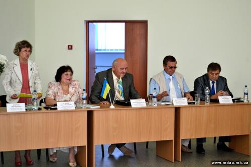 Пленарне засідання Всеукраїнської науково-практичної конференції Інтеграційні процеси в економіці АПК.