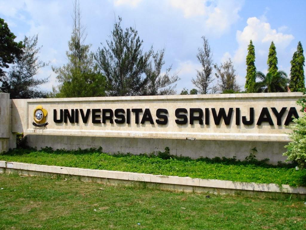 Daftar program studi UNSRI