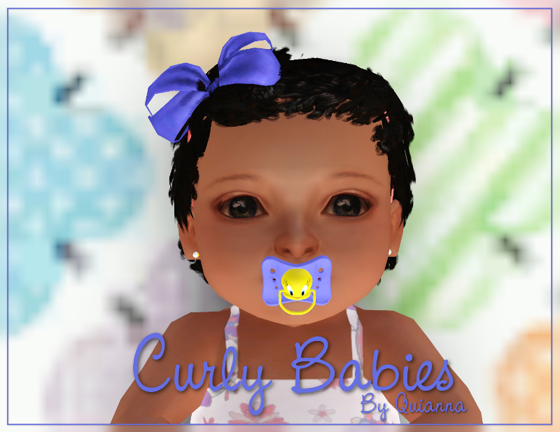 quianna curly babies