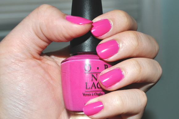 OPI Nail Lacquer
