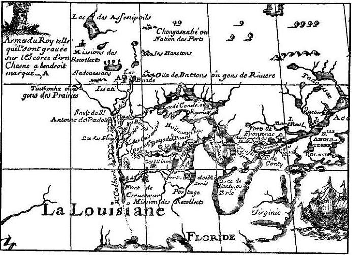an analysis of the presence of france in north america How did france expand its control in north america fonts key partnerships and explorations the business that made new france useful to the french empire was the fur.