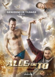 All for Two (Alle for to) 2013 español Online latino Gratis