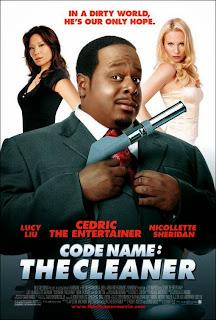 Ver online: Con licencia para limpiar (Code Name: The Cleaner / Código negro) 2007