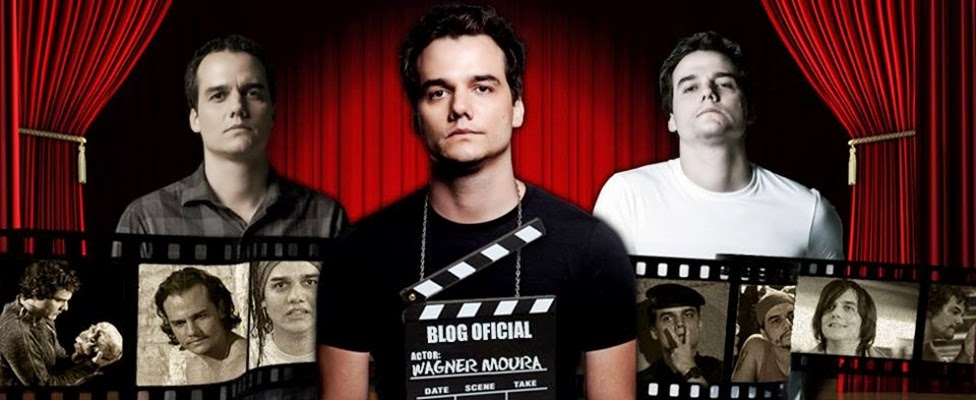 Blog Oficial Wagner Moura