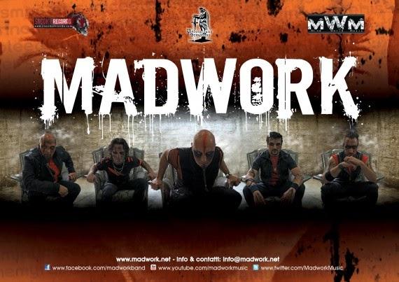 madwork - band