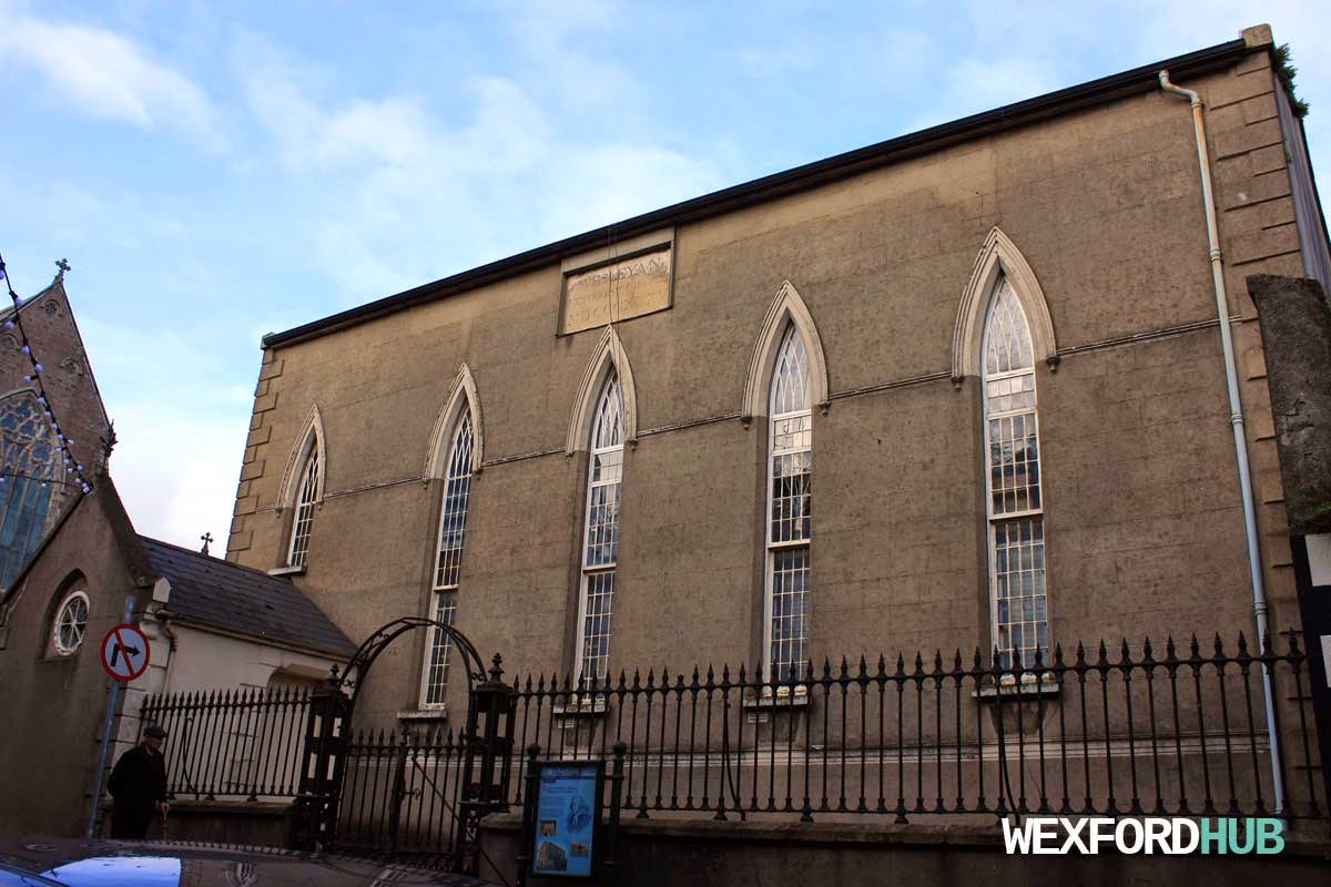 Wesleyan Methodist Church, Wexford