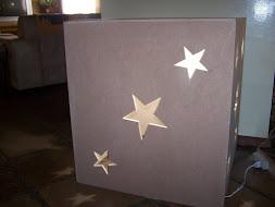 Mesa Estrela em MDF