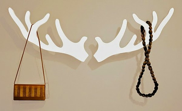 creative coat hooks wall mounted or womens bedroom interior - Stylish Wall Hooks