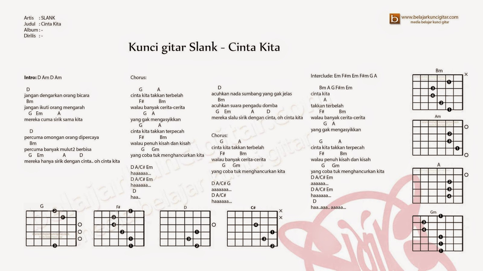 Lirik Lagu Slank | Search Results | Fun Coloring Pages