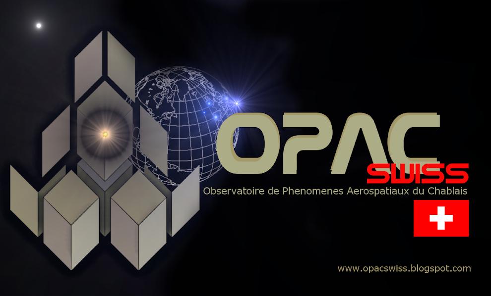 OPAC Observatoire de Phénomènes Aérospatiaux du Chablais
