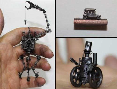 00-Jarek-Lenski-Graphite-Lead-Pencils-made-into-Complex-Sculptures-www-designstack-co