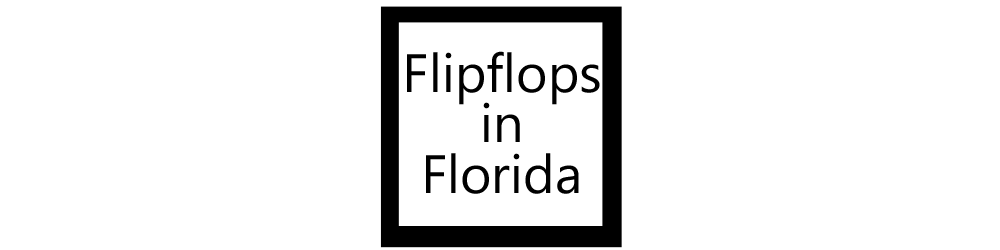 Flip Flops in Florida