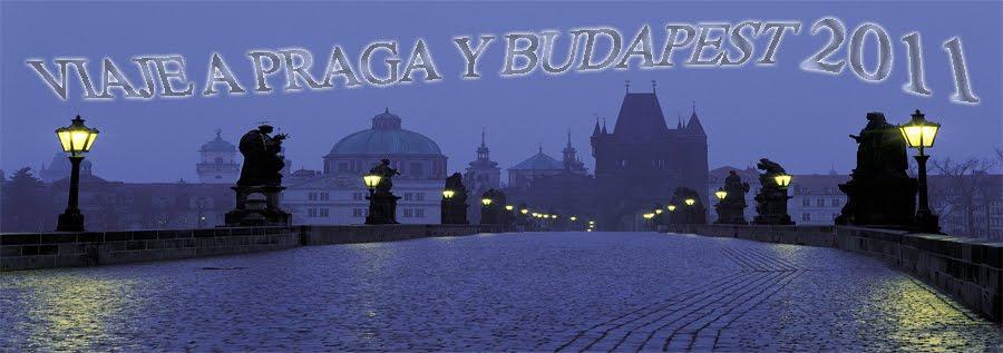 PRAGA Y BUDAPEST 2011