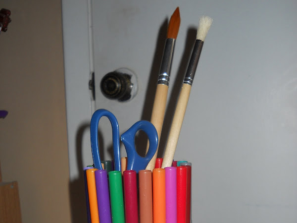 Dried Up Markers Craft Supple Holder