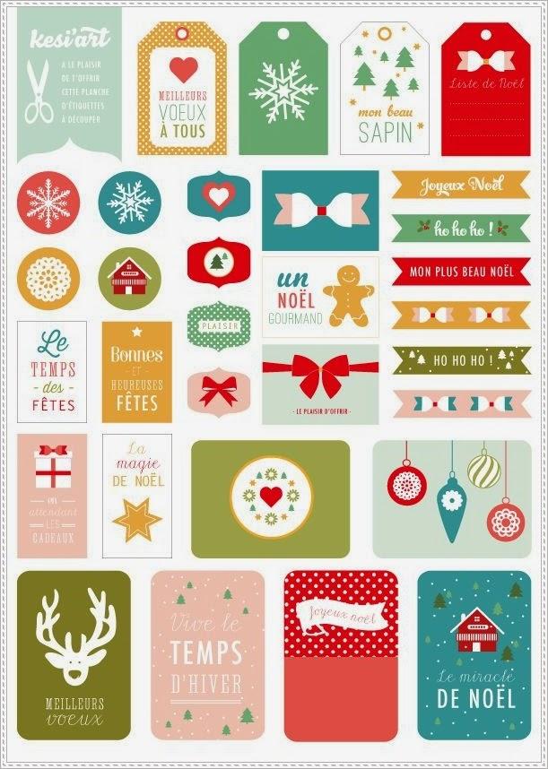 diy no l inspirations 1 des etiquettes calendriers de l 39 avent et illustrations imprimer. Black Bedroom Furniture Sets. Home Design Ideas