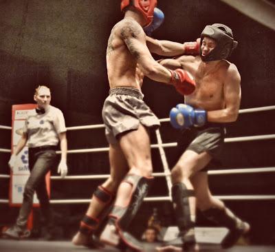 kickboxing, treningi, sport, Zielona Góra, Ostrów Wlkp., guerrier, boks, muay thai