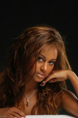 Sexy Hot Ethiopian Women - Hayat Ahmed Sexy Headshot
