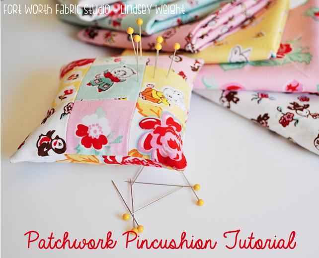 Fort Worth Fabric Studio Sewing Tutorials