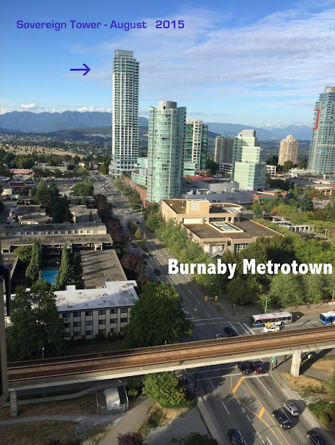 The Sovereign, 4509 Kingsway, Metrotown Burnaby