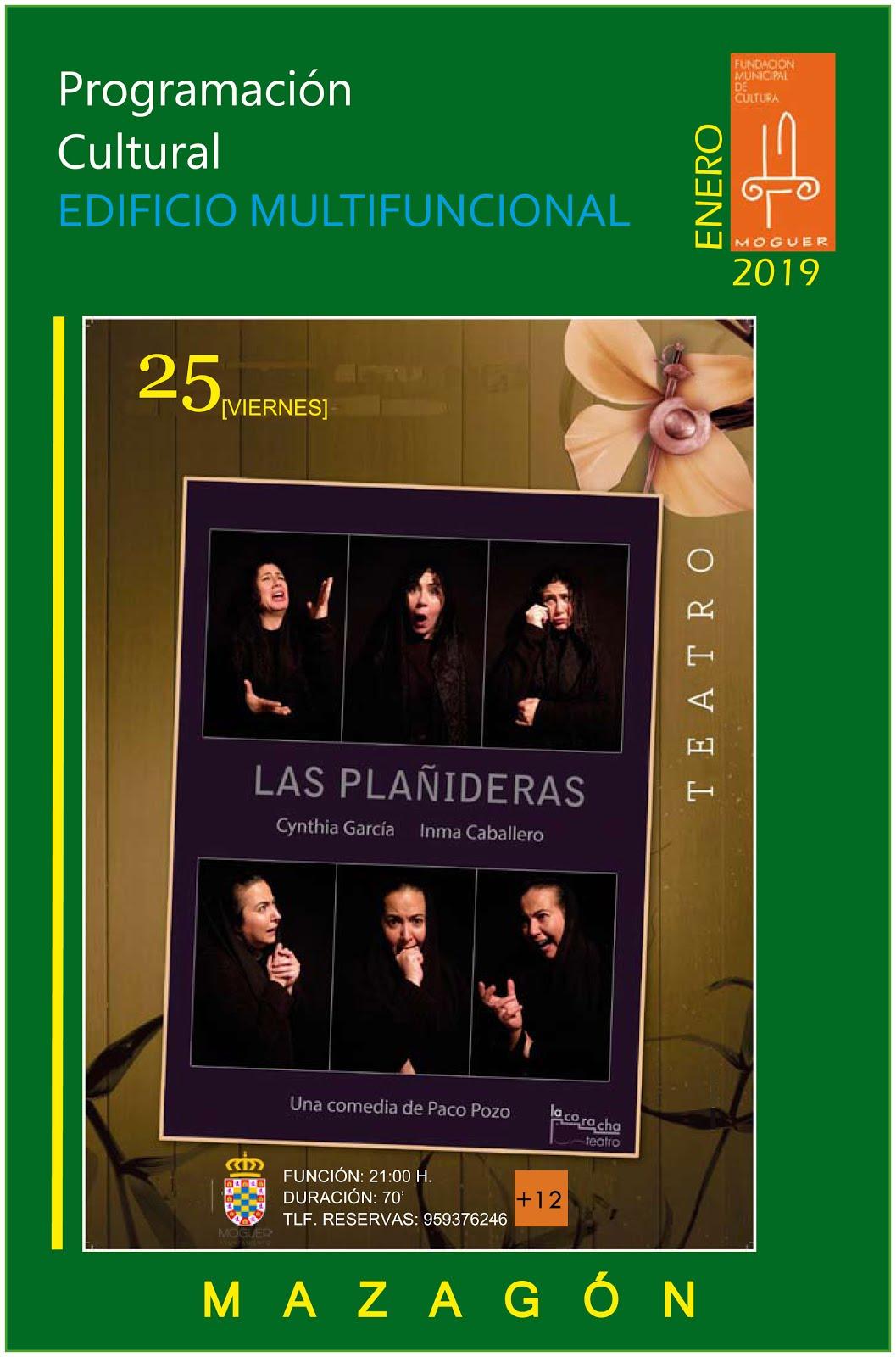 """LA CORACHA TEATRO presenta: """"LAS PLAÑIDERAS"""""""