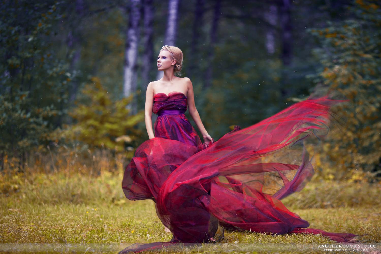 Сказочная девушка фото 9 фотография