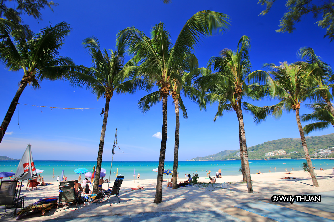 Things To Do In Phuket Thailand: Patong Beach Phuket Thailand
