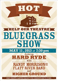 image Kawartha Lakes Academy Theatre HOT Bluegrass Show poster