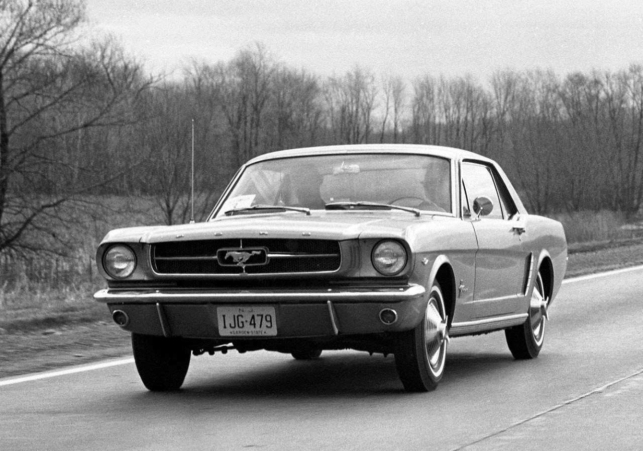 Six Generations Later, Original Mustang DNA Still Shines Through
