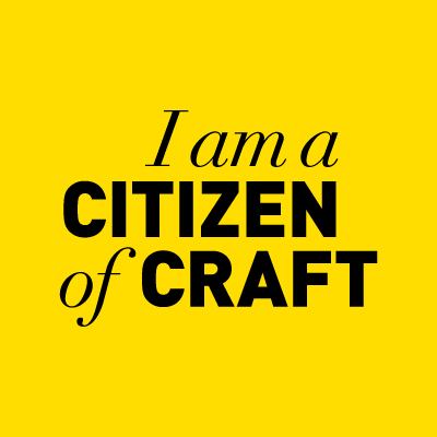 Are you a citizen of craft?