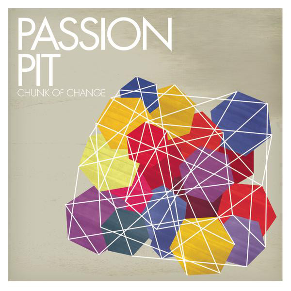 Passion Pit - Chunk of Change - EP Cover