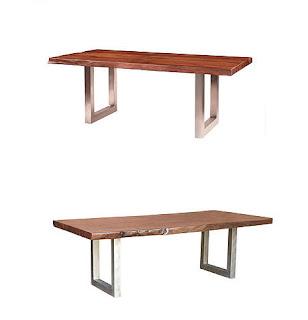 2b Mod Modern Home Furnishings Montana Dining Tables