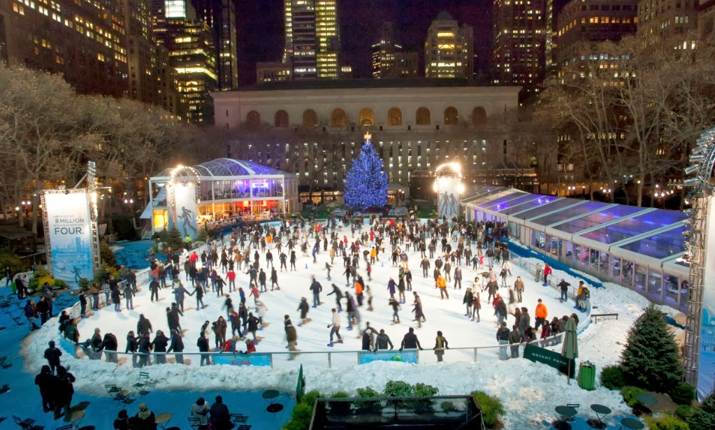Top 5 nyc winter activities the best food cultural for Winter activities in nyc