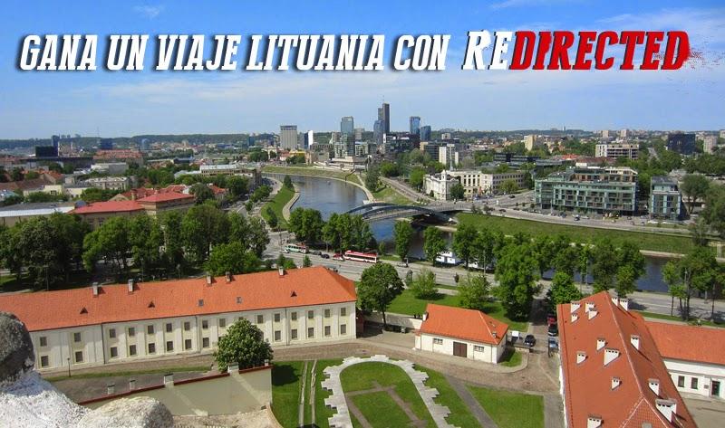 Gana un viaje a Lituania con Hotel 5 estrellas