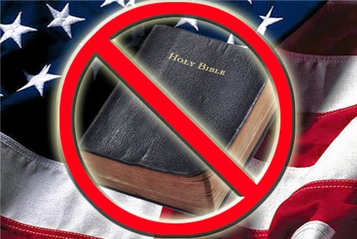 Navy 'Caves' to Atheists, Yanks Bibles from Hotels